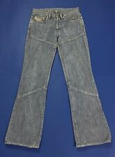 Diesel daze jeans W27 tg 40 41 zampa bootcut vintage usato svasati hot T2001