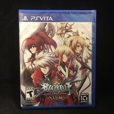 BlazBlue : Chrono Phantasma Extend (PS Vita,2015) BRAND NEW