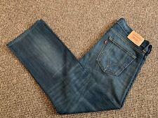 LEVI'S LEVI STRAUSS Men's 506 Standard Straight Leg Cotton Denim Jeans W38 L32
