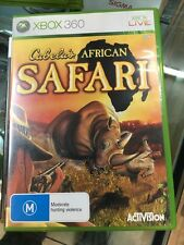 Cabelas African Safari Xbox 360