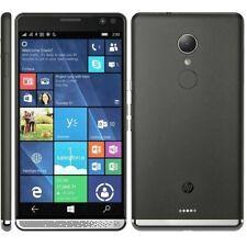 "HP Elite X3 DUAL SIM 64GB *UNLOCKED* 4GB 5.96"" Windows 10 4150mAh Smartphone A++"