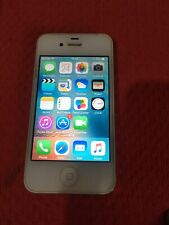 iPhone 4S model A1387 16 GB cell phone smartphone (UNLOCKED)