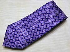 CANALI [ 1934 ] [ MULTI-COLOR ] men's tie 100% Silk Made in Italy
