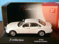 J-Collection 1/43 Nissan Cedric  white
