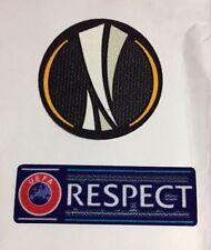 UEFA Europa League 2015 + Respect Sleeve Soccer Patch / Badge