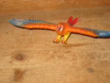 Jouet oiseau ailes en Volant Perroquet Ara couleur Play Figure mobiles idéales gâteau Top