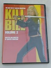 Kill Bill Vol. 2 (DVD, 2004, Anamorphic Widescreen) New (sealed) FREE SHIPPING