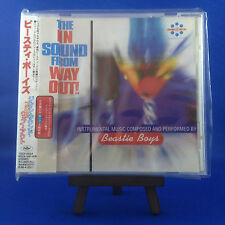 BEASTIE BOYS: The In Sound From Way Out  (RARE OOP 1996 JAP CD +4 BONUS TRACKS)