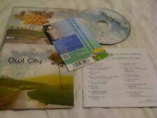 OWL CITY / all things bright and beautiful / JAPAN LTD CD OBI