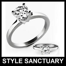 Solitaire Love & Hearts Costume Rings