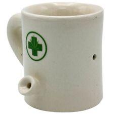 Island Dogs Wake and Bake Mini Pipe Mug All in 1 Multi Purpose Coffee Cup