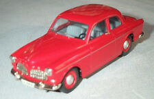 wonderful handcrafted modelcar VOLVO AMAZON B18 2-DOOR 1961 - red - scale 1/43