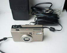 Contax TVS Digital Camera + Accessories