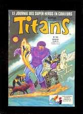 TITANS 104, septembre 1987 [SEMIC LUG MARVEL]