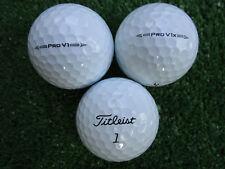 100 Titleist Pro V1 / V1x Golfbälle Modell 2016 AAAA-AAA