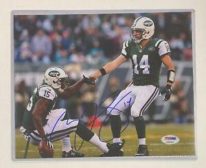Ryan Fitzpatrick New York Jets Signed 8x10 Photo Autograph PSA/DNA COA