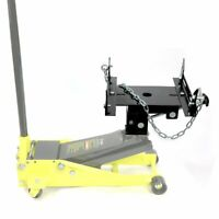 12 ton Transmission Jack Adapter Capacity TRANSFORM Automotive Floor Jack Trans
