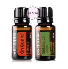 doTERRA on Guard 5mlx2 Therapeutic Pure Essential Oil Aromatherapy 70 off