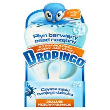 DROPINGO płyn barwiący osad nazębny 10 ml