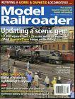 Model Railroader Magazine February 2020 Updating a scenic gem