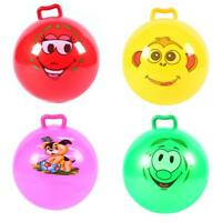 25CM/10'' 100lbs Hopper Jumping Bounce Ball Space Indoor/Outdoor Toys For Kids