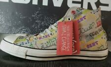 Converse Limited Edition Rare Red ct languages hi a03484  RED Cause edition