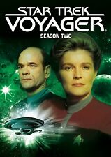 STAR TREK : VOYAGER SEASON TWO 2 KATE MULGREW NEW SEALED 7-DISC-DVD SET 2017 NEW