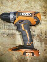 "RIDGID GEN5X 18V Lithium-Ion Compact Cordless Brushless 1/2""Drill Driver R860054"
