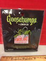 Goosebumps Creepy Co Enamel Pin Welcome To Horrorland Scholastic