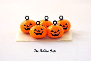 Halloween Pumpkin pet bells