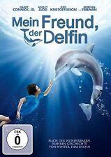 Mein Freund  der Delfin - Kris Kristofferson - Morgan Freeman - DVD - OVP - NEU