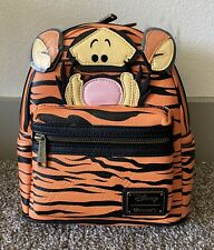 Loungefly ORIGINAL OLD LF LABEL Tigger MiniCosplay Backpack NWT SHIPS TODAY!!!