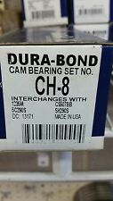 SBC Cam Bearings Durabond CH8 Small Block Chevy Set