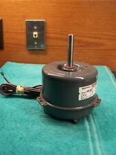Trane D151060P01 OEM 1/4 condenser fan Motor 1100 RPM 200 230V GE 5KCP29JCA053BS