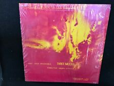 MSC JAZZ ENSEMBLE  Three Moods Dir. Ralph Strouf  DENVER, CO 1970 LP