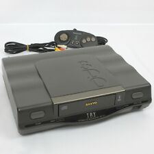 SANYO 3DO TRY Console System Tested IMP-21J JAPAN Game Ref 34902834