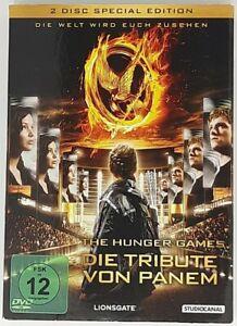 Die Tribute von Panem - The Hunger Games - Special Edition (2012)
