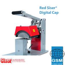 RED SISER DIGITAL CAP PRESS