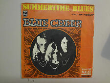 """BLUE CHEER:Summertime Blues 3:43-Out Of Focus 3:52-France 7"""" Philips B304.62 PSL"""