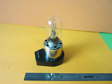 MICROSCOPE LAMP OLYMPUS  OPTICS LIGHT OPTICAL ILLUMINATOR JAPAN BIN#D2-42