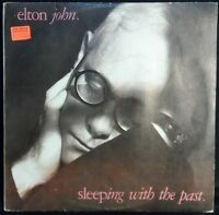Elton John - Sleeping With The Past LP Rare Bulgaria Pressing Balkanton 1989
