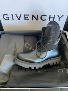 Givenchy Combat Boots
