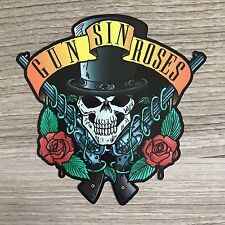 "Guns N' Roses 4"" Wide Vinyl Sticker - BOGO"