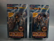 McFarlane Toys Wetworks Ultra Action Figures GRAIL & MOTHER ONE Series 1