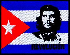 Che Guevara - Patch Aufnäher - revolucion neu 7x10cm