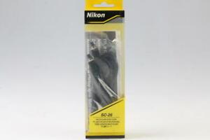 NIKON SC-26 TTL-Multiflash-Synchronkabel Blitzkabel