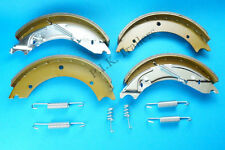 Axle Set of Trailer Brake Shoes 250 x 40mm with Springs for KNOTT Ifor Williams