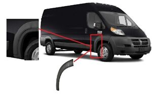 New Fits 2014-2018 Ram Promaster Right Front Door Trim Flare Molding 1500-3500 R