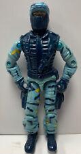 """Vintage GI Joe Shockwave Action Figure V1 from 1988 ARAH Cobra 3.75"""" Shock Wave"""