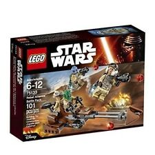 Rare! Retired! NEW Lego Star Wars Rebel Alliance Battle Pack Sealed 75133